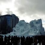 Star Wars Snow Sculpture 6