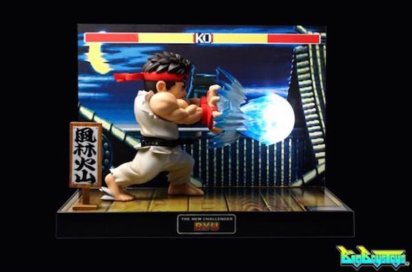 Street Fighter TNC Ryu BigBoysToys image 2