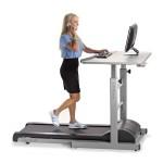 Treadmill Desk woman