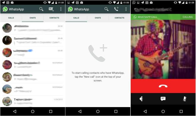 Whatsapp Voice Calls 1