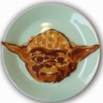 Yoda Pancake