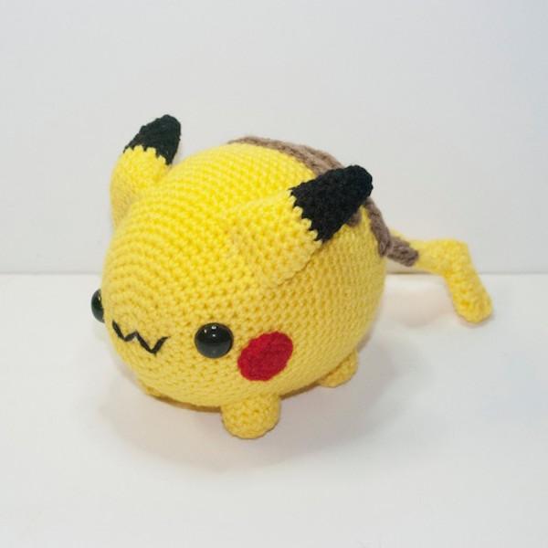 Amigurumi Pokémon Pikachu by Johnny Navarro image