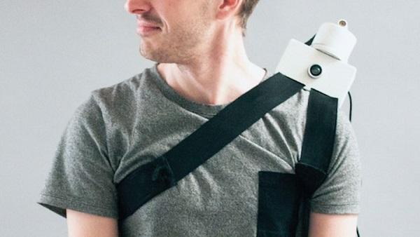 Grasp wearable