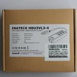 Inateck HBU3VL3-4 USB 3.0 Hub with Gigabit Ethernet Network Adapter 01