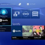 Spotify-Powered PlayStation Music