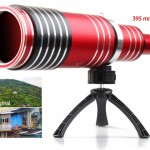 Super Spy Ultra High Power Zoom Telescope with Tripod 02
