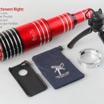 Super Spy Ultra High Power Zoom Telescope with Tripod 04