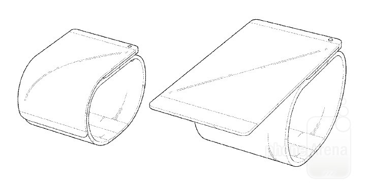 LG smartwatch patent 1