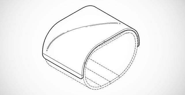 LG smartwatch patent 2