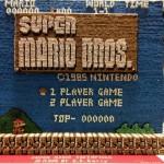 Super Mario Bros toothpicks 1