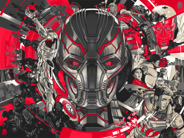 The Ultron version
