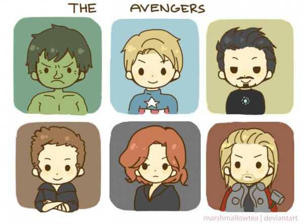 Young & Promising avengers