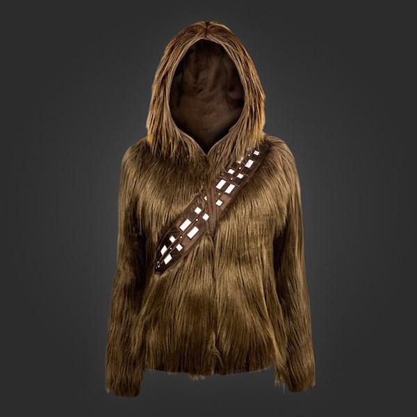 Chewie Hoodie 1