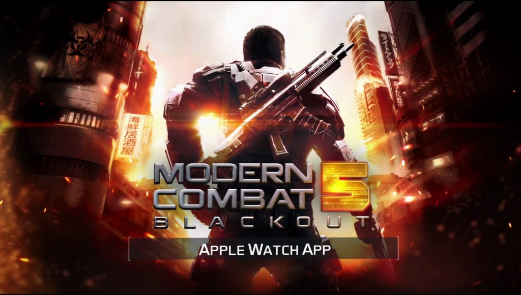 Gameloft Apple Watch 1