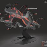 HYVE Virtual Reality Home Gym 03