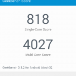 Kingzone Z1 – GeekBench 3 01