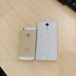 LeTV X600 vs iPhone 6 03