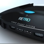 Retro Video Game System 1