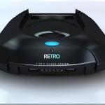 Retro Video Game System 3