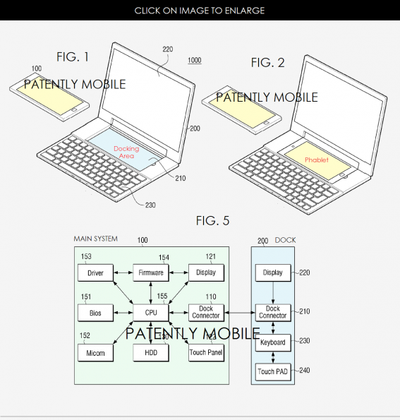 Samsung-phablet-patent