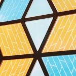 Stained Glass Window – Solar Power 02