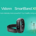 Vidonn X6 Fitness and Sleep Tracker 01