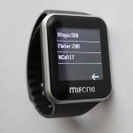 Mifone W15 Smartwatch Pedometer