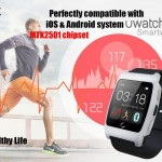 U Watch UX NFC Smartwatch 01