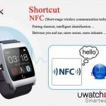 U Watch UX NFC Smartwatch 03