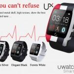 U Watch UX NFC Smartwatch 05