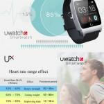 U Watch UX NFC Smartwatch 06
