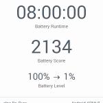 Ulefone Be Pure Battery Benchmark 01
