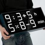 Albert Math Clock 03