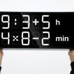 Albert Math Clock 04
