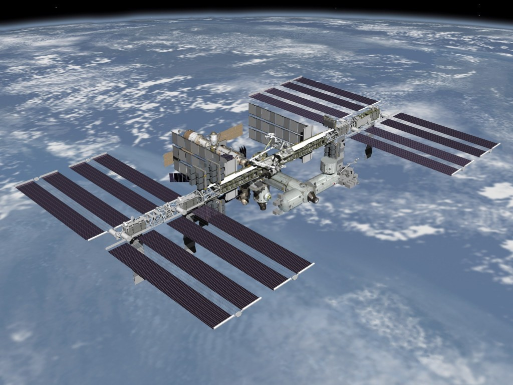 International space station 1