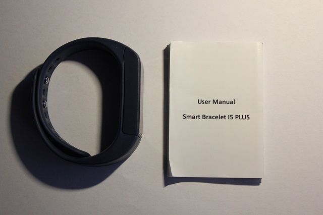 I5 Plus Smartband Takes Simplicity to the Extreme