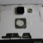 Mlais M7 Camera and Fingerprint Sensor