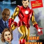 Old Time Iron Man