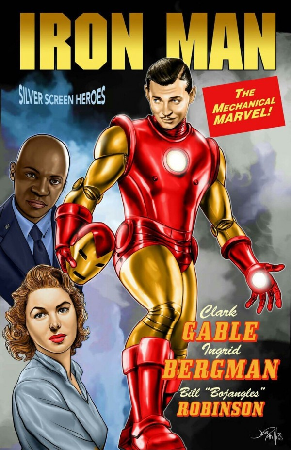 Old Time Iron Man