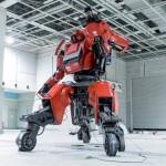 Suidobashi Kuratas Mecha Robot