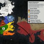 Targaryen Migration