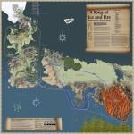 Travel Map GOT