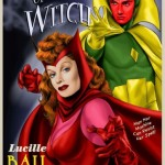 Vision & Scarlet Witch Old Time