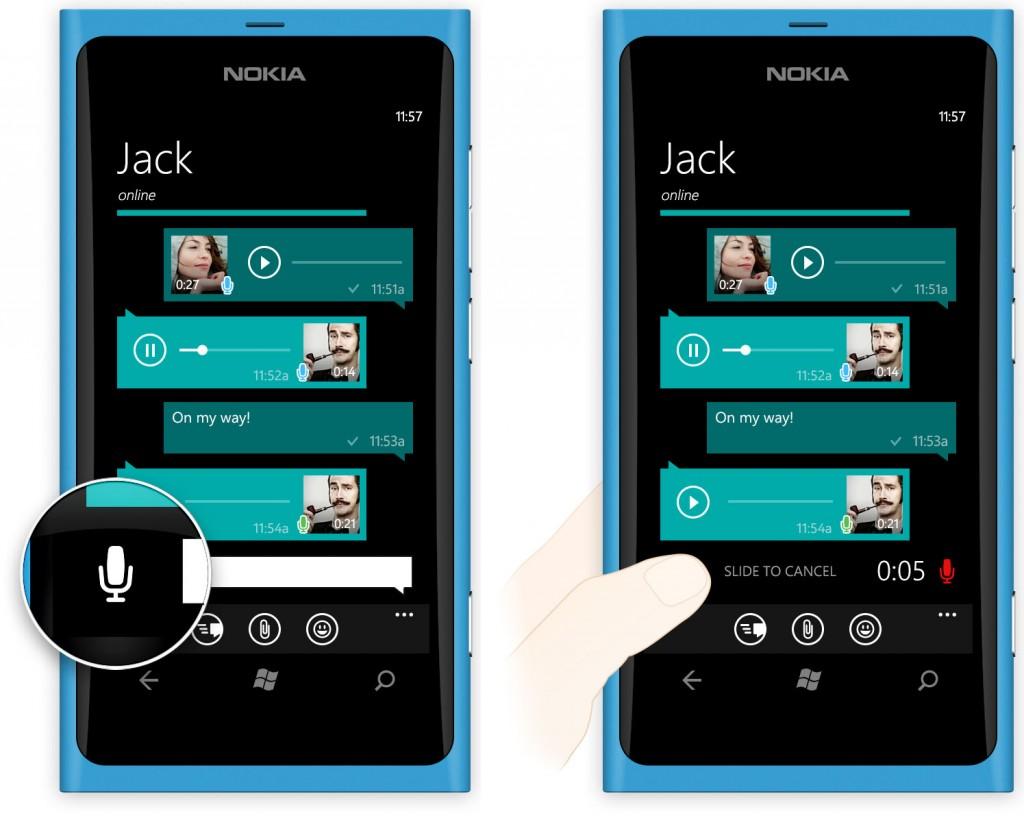 Whatsapp Windows Phone 1