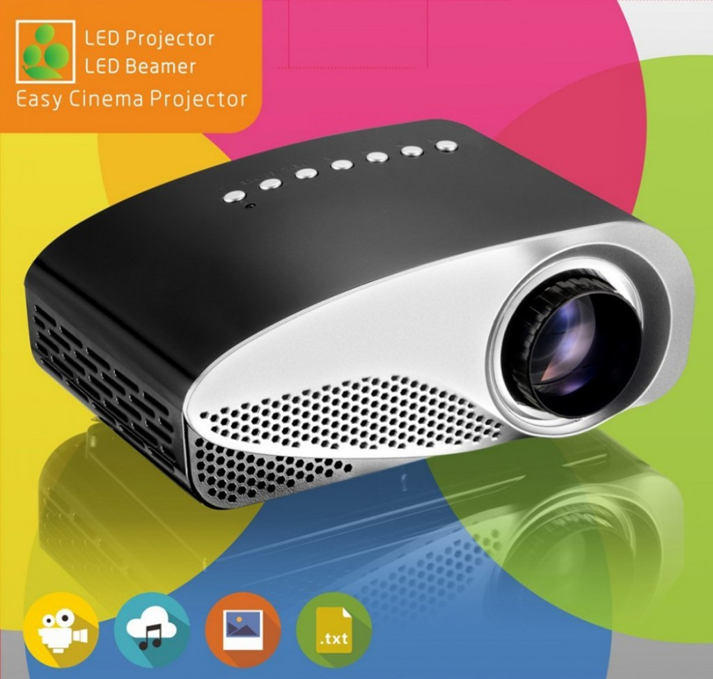 Gadgets for men mini projector 1