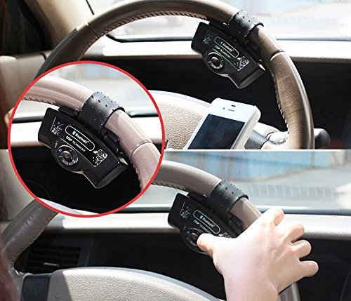 Gadgets for men steering wheel speakerphone 1