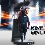 Kat Walk VR Treadmill