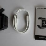 Rwatch R10 Watch Phone Box Contents