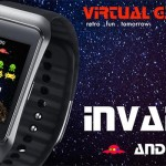 Space Invaders Smartwatch 1