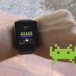 Space Invaders Smartwatch 2